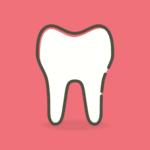 Przepiękne urodziwe zęby również wspaniały uroczy uśmiech to powód do zadowolenia.